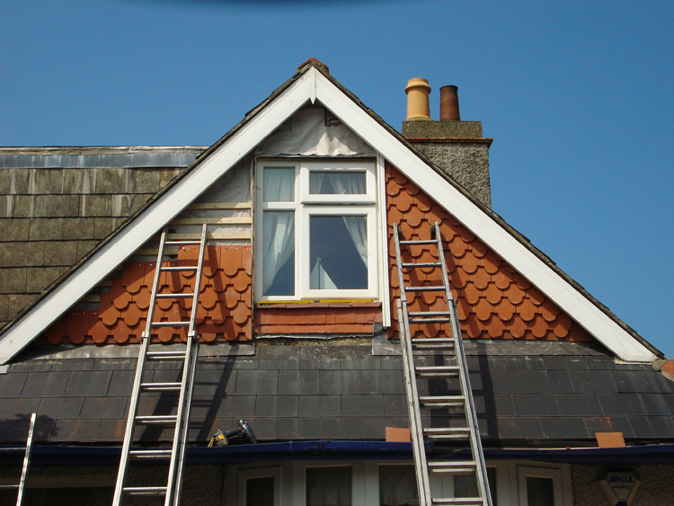 Dawn Roofing Roof Repairs Gutter System Roof